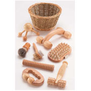 Massage Set - Sensory Resource with Rollers and Shapes