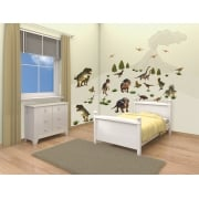 Walltastic Room Decor Kit - Dinosaur Land*