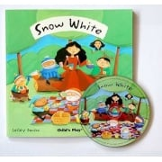 Snow White (Book & CD) - Rhyming and sing along book