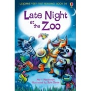 Very First Reading 10. Late Night at the Zoo book - Supports the letters and sounds programme