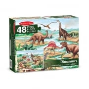 Dinosaurs Floor Jigsaw Puzzle 48 Pieces