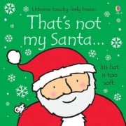 Thats Not My Santa Book - Interactive, sensory book