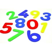 Acrylic Numbers 0-10 small 7Cm - For Use with Light Panels