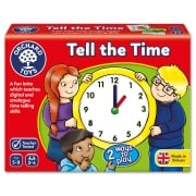 Tell the Time - A unique way to learn the time