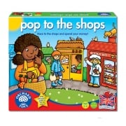 Pop to the Shops - handling money and giving change
