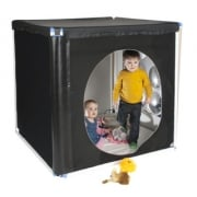Double-sided Multi-Sensory Den 1.2m x 1.2m**