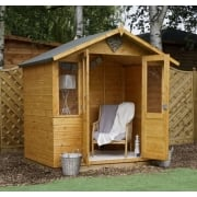 Shiplap Traditional Summerhouse**
