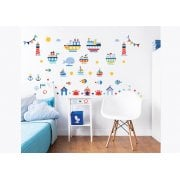 Walltastic Nautical Wall Stickers