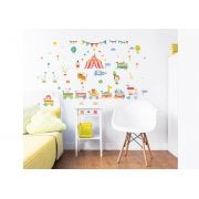 Walltastic Circus Wall Stickers