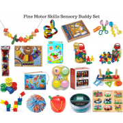 Fine Motor Skills Sensory Buddy Set* - Perfect for early fine motor development