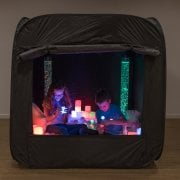 Pop-Up Sensory Space Dark Den
