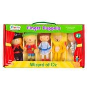 Tellatale Wooden Head Finger Puppet Set Wizard of Oz (5)