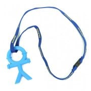Chewbuddy 1 Blue + Lanyard*