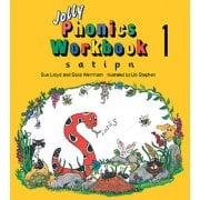 Jolly Phonics Workbook*