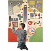 Acoustic Tactile Wall Panel**