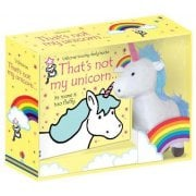 Thats Not My Unicorn - Book and Toy Set