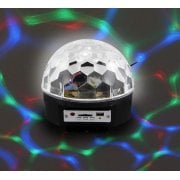Disco Dome Ball Speakers with Bluetooth and USB Connection