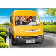Playmobil Accessible School Van with Folding Ramp