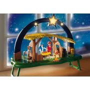 Playmobil Illuminating Nativity Scene