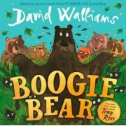 Boogie Bear Book by David Walliams
