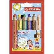 STABILO woody 3 in 1 - Develop handwriting skills