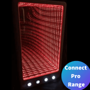 Connect Pro Digital LED Infinity Panel**