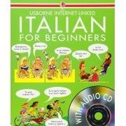 Languages Italian for Beginners + CD book
