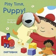 Play Time Puppy Chatterbox Board Book