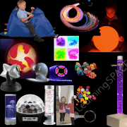 Sensory Room Makeover Package*