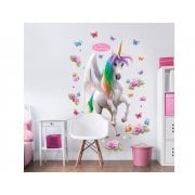 Giant Unicorn Character Wall Sticker