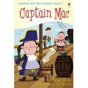 Very First Reading 2. Captain Mac book - Supports the letters and sounds programme