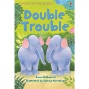 Very First Reading 1. Double Trouble book - Supports the letters and sounds programme