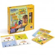 Hot Dots Lets Learn! Phonics Set - Fun way to learn key reading and writing skills