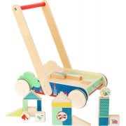 Building Blocks Baby Walker - City Style
