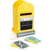 Postbox With Accessories - For Fine Motor Skills