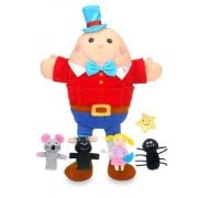 Nursery Rhymes Hand Puppet Set