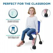 Bouncyband® Wiggle Wobble Chair Feet