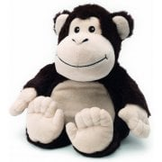 Warmies® Cozy Plush Weighted Heated Microwavable Monkey