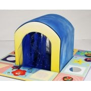 Giant Sensory Softplay Tunnel - 3 Designs Available